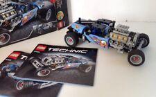 LEGO TECHNIC 42022 VOITURE LE HOT ROAD 2 en 1 COMPLET BOITE + NOTICES