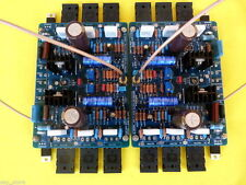 One pair KSA50 Class A Power amplifier board base on KRELL KSA50 amp L169-14