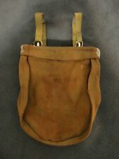 "Vintage South Central Bell Employee Lineman Tool "" Bell System B"" Pouch"