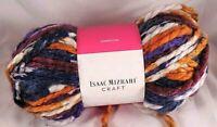 Isaac Mizrahi Craft Yarn Irving Super Bulky Knitting Crochet Variegated
