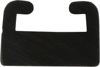 Polaris Switchback 600 Pro-R 2004-2018 Replacement Graphite Slides Black Pair