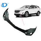 For 2018-2019 Chevy Equinox Front Upper Bumper Cover  Primed
