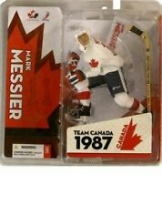 Mark Messier Team Canada 1987 NHL Olympics McFarlane Action Figure NIB 2005