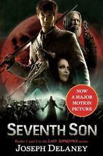 The Last Apprentice: Seventh Son: Book 1 and Book 2 by Delaney, Joseph, Good Boo