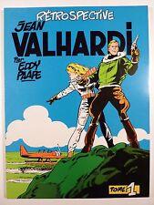 Valhardi Jean 2 volumes E. Paape Ed. Deligne EO 1975 Comme neuf