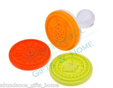 Silicone Easter Cookie Pastry Biscuit Stamp Set of 3 *NEW*