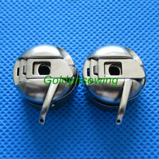 2 PCS BOBBIN CASE FOR Kenmore Vertical Sewing Machine 158 SERS and 385 SERS