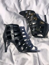 Ralph Lauren Gladiator High Heels Womens Size 8