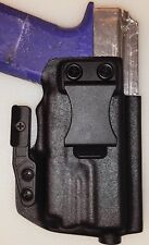 Holster for Polymer 80 PF940C (IWB) - Olight PL-Mini 2 Compatible! - W/ Claw.,,,
