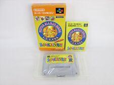 SUPER MARIO COLLECTION Item REF/ccc Super Famicom Nintendo Japan Game sf