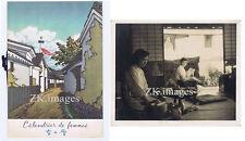 CALENDRIER DE FEMMES Hisamatsu Film Japon 2 Doc 1954
