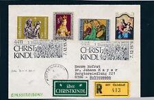 Christkindl-Reco-Brief 7.12.1973, LZ Rottenmann  (CH8)