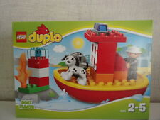 Lego duplo 10591 Barca dei pompieri - nuovo e in confezione originale