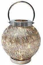 Artisan Globe Style Loom Lamp