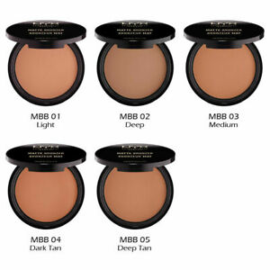 NYX Matte Bronzer ~ Choose Your Shade