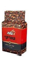 Elite Turkish ground black Coffee Kosher form Israel 1kg Vacuum bag