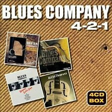 4-2-1 * by Blues Company (CD, Jun-2013, 4 Discs, In-Akustik)