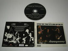 THE SEWERGROOVES/SATURDAY NIGHT TONIGHT WE'RE GONNA HAVE SOME FUN(SOS/SOS 036)CD