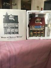 """Dickens Village Series/ Dept56 / Shops Of Dickens Village / """" Crowntree Inn """""""