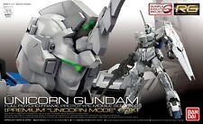 RG Real Grade #25-SP RX-0 Unicorn Gundam Premium 1/144 model kit Bandai