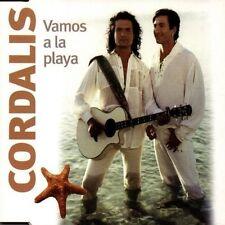 Cordalis vamos a la playa (1997) [Maxi-CD]