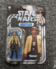 STAR WARS Vintage Collection Luke Skywalker (Yavin) VC151 3.75 Nonmint Card