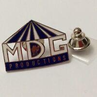 Pin's Folies Badge Demons et Merveilles Cinema Movie MDC production Camel #18