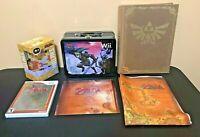Zelda Twilight Princess Collector Bundle - Sealed Game + Prima Guide + More L@@K