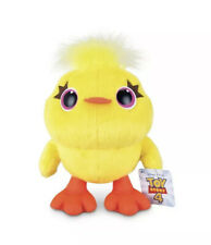 Toy Story Disney Pixar 4 Ducky Huggable Plush