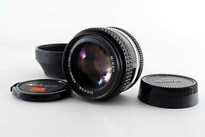 🌟 【 Excellent+++++  】Nikon  NIKKOR  50mm  F/1.4  AF  Lens  from Japan,  S43  🌟