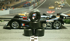1/32 PAULGAGE SLOT CAR TIRES 2pr PGT-19124LM fits SCALEXTRIC Cadillac Northstar