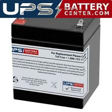 Energy Power Ep-Sla12-4.5 12V 4.5Ah F1 Replacement Battery