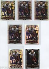 Lot of (54) DeSean Jackson 2014 Topps Chrome Mini Cards w/ Parallels - Redskins