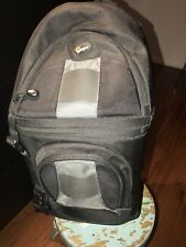 Lowepro Slingshot 202 AW Camcorder DSLR Large Camera Bag Backpack