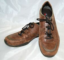 Men's Kickers Casual Shoes Brown Size UK 9.5 EU 44 US 10