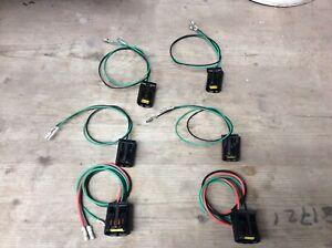 Land Rover Defender LED  Light Conversion Plug Kit REAR