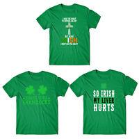 St Patrick'S Day T-Shirt Shake Your Shamrocks Irish Hurt Unisex Tee Top