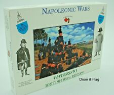 A CALL TO ARMS SET #35. WATERLOO BRITISH 95th RIFLES. 1/32 SCALE.