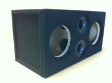"Custom Ported Subwoofer Enclosure for 2 8"" Sundown SA-8 Subs - Sub Box - 35 HZ"