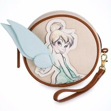 Disney Parks Tinker Bell Wristlet Loungefly Purse Disney Boutique