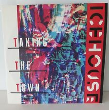 ORIGINAL 1984 - ICEHOUSE - TAKING THE TOWN - Vinyl Record EP 45RPM