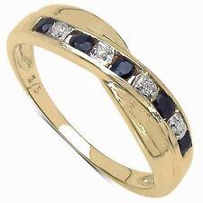 Anniversary Sapphire Fine Rings