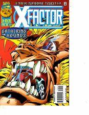 Lot Of 6 Factor X Marvel Comic Books #122 123 124 125 126 127 Thor Iron Man DC5