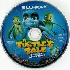 A Turtle's Tale: Sammy's Adventure (Blu-ray disc) animation
