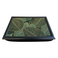 Assort. 6 Bean Bag Lap Tray Table TV Dinner Breakfast Bed Laptop Letter Writing