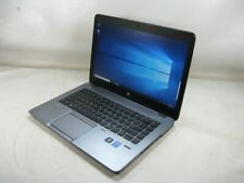 "HP 840 G2 14"" Laptop 2.2GHz i5 5th Gen 8GB RAM 256GB SSD Windows 10 Pro Grade B"