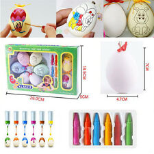 Easter Eggs DIY Eggs Learning Activity Game Toy Baby Child gift Puzzle toys SP