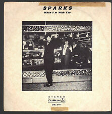 WHEN I'M WITH YOU vocal - instrumental # SPARKS