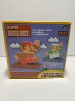 Rare Super Mario Bros. Alarm Clock Nintendo NES Japan Import Collectible Taito
