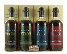 Karuizawa Cask Strength 4er Serie Single Malt Whisky Japan 4x0,7l, alc. 61,7%